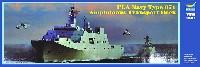 トランペッター1/350 艦船シリーズ中国人民解放軍海軍 071級 ドッグ型揚陸艦