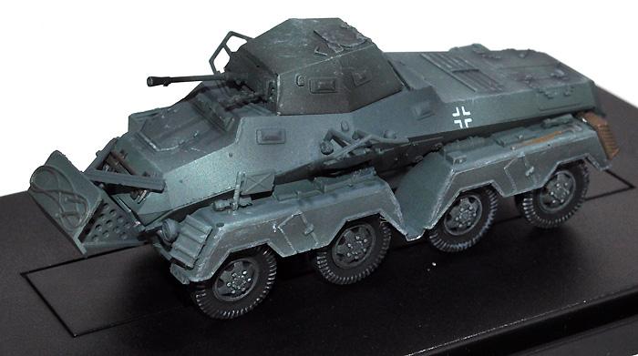 ドイツ Sd.Kfz.231 8輪重装甲車 東部戦線 1941完成品(ドラゴン1/72 ドラゴンアーマーシリーズNo.60599)商品画像_2
