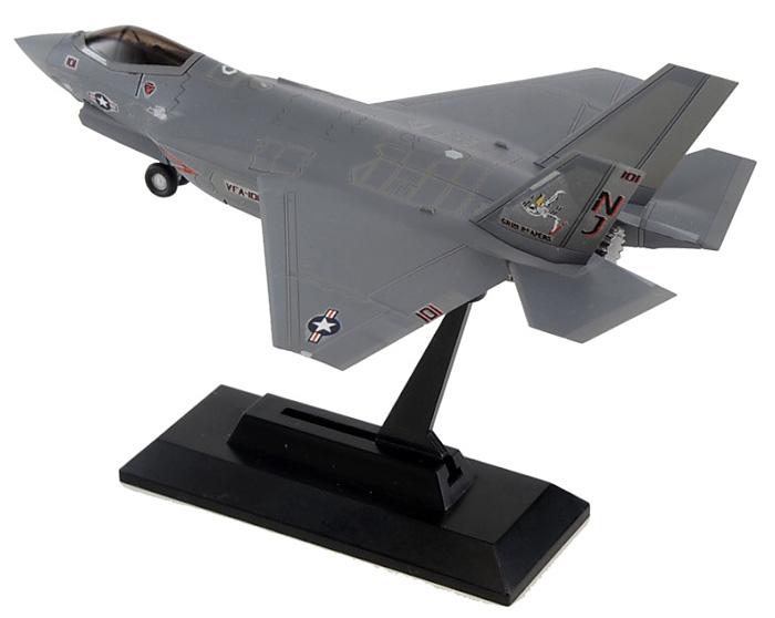F-35C ライトニング 2 アメリカ海軍プラモデル(ピットロードSN 航空機 プラモデルNo.SN017)商品画像_3