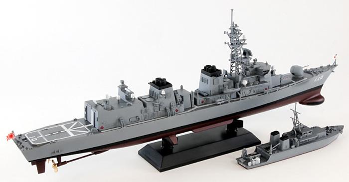 海上自衛隊 護衛艦 DD-110 たかなみプラモデル(ピットロード1/700 スカイウェーブ J シリーズNo.J-065)商品画像_2