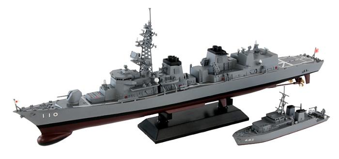 海上自衛隊 護衛艦 DD-110 たかなみプラモデル(ピットロード1/700 スカイウェーブ J シリーズNo.J-065)商品画像_3