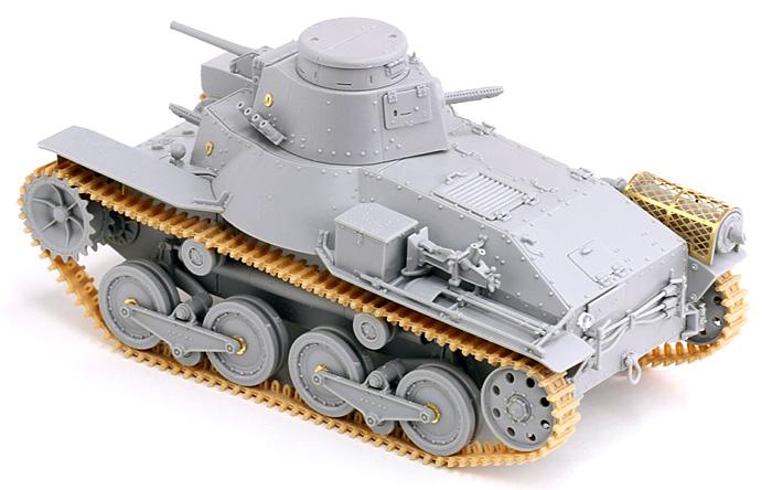 日本帝国陸軍 95式軽戦車 ハ号 北満型プラモデル(サイバーホビー1/35 AFV シリーズ ('39~'45 シリーズ)No.6777)商品画像_3