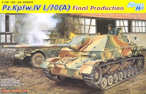 ドイツ 4号駆逐戦車 L/70(A) 後期型 ツヴィッシェンレーズンクプラモデル(サイバーホビー1/35 AFV シリーズ (