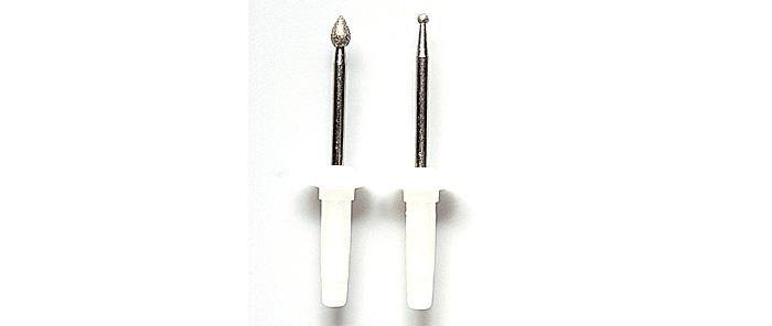 ダイヤモンドヤスリセット 2種 (ホルダー付)ヤスリ(GSIクレオスGツールNo.GT-001D)商品画像_1