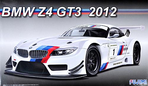 BMW Z4 GT3 2012 デラックス エッチングパーツ付きプラモデル(フジミ1/24 リアルスポーツカー シリーズ (SPOT)No.RS-SPOT003)商品画像