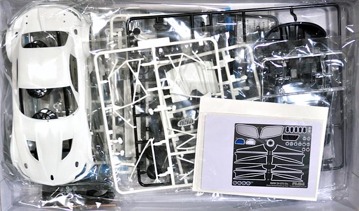 BMW Z4 GT3 2012 デラックス エッチングパーツ付きプラモデル(フジミ1/24 リアルスポーツカー シリーズ (SPOT)No.RS-SPOT003)商品画像_1
