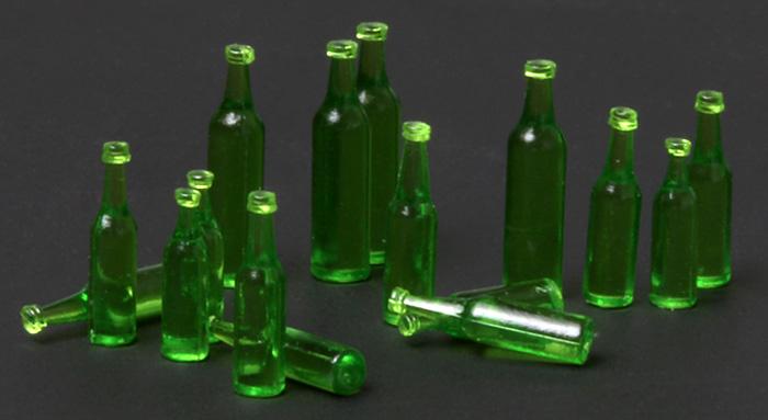 ビールボトルプラモデル(MENG-MODELサプライ シリーズNo.SPS-011)商品画像_3