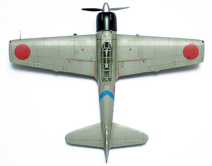 三菱 零式艦上戦闘機 三二型プラモデル(タミヤ1/72 ウォーバードコレクションNo.084)商品画像_2