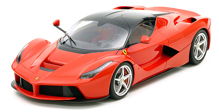 ラ フェラーリプラモデル(タミヤ1/24 スポーツカーシリーズNo.333)商品画像_3