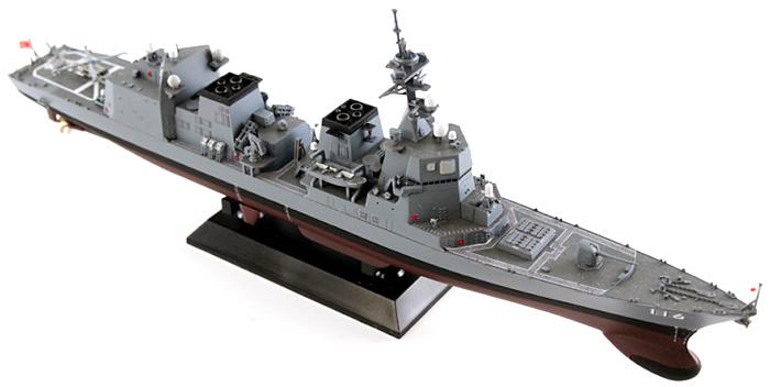 海上自衛隊 護衛艦 DD-116 てるづきプラモデル(ピットロード1/700 スカイウェーブ J シリーズNo.J-066)商品画像_2