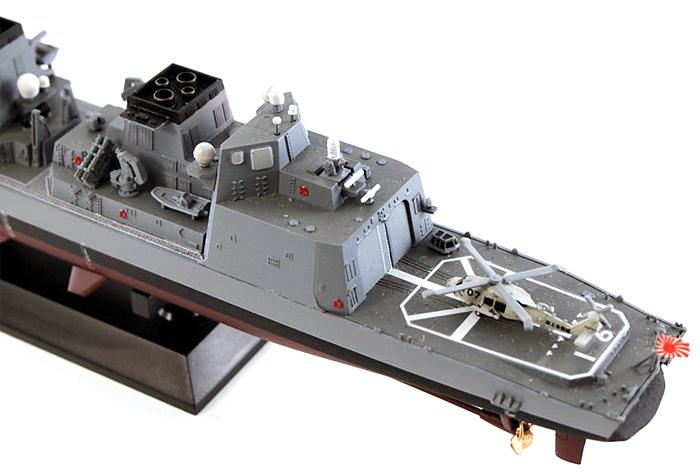海上自衛隊 護衛艦 DD-116 てるづきプラモデル(ピットロード1/700 スカイウェーブ J シリーズNo.J-066)商品画像_4