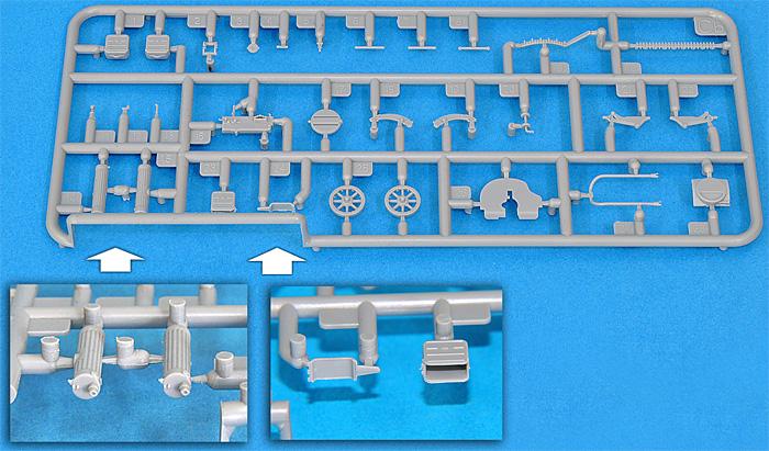 ソビエト重火器・装備品プラモデル(ミニアート1/35 WW2 ミリタリーミニチュアNo.35170)商品画像_2