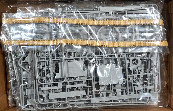 ドイツ 4号対空戦車 オストヴィント w/ツィメリットコーティングプラモデル(サイバーホビー1/35 AFV シリーズ ('39~'45 シリーズ)No.6746)商品画像_1