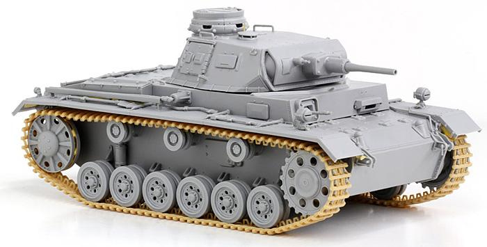 ドイツ 3号戦車G型 5cm砲搭載型 潜水戦車プラモデル(サイバーホビー1/35 AFV シリーズ ('39~'45 シリーズ)No.6773)商品画像_3