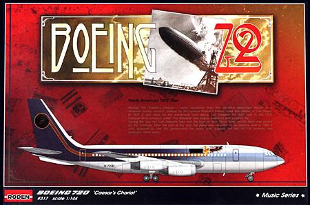 ボーイング 720 Caesar