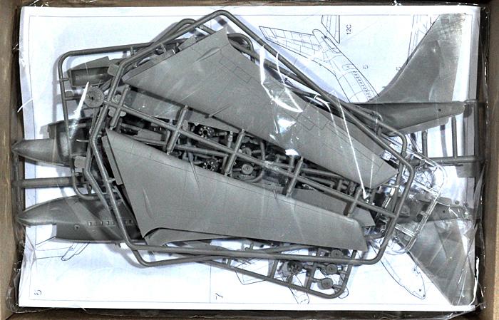 ボーイング 720 Caesar's Chariotプラモデル(ローデン1/144 エアクラフトNo.317)商品画像_1