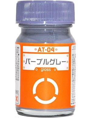 AT-04 パープルグレー塗料(ガイアノーツボトムズカラー シリーズNo.33704)商品画像