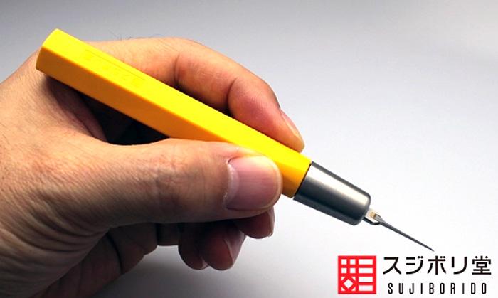 BMC タガネホルダー オレンジホルダー(スジボリ堂BMCタガネホルダーNo.TH0060)商品画像_2