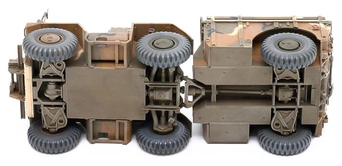 アメリカ カーゴトラック 6×6 M561 ガマゴートプラモデル(タミヤ1/35 ミリタリーミニチュアシリーズNo.330)商品画像_2