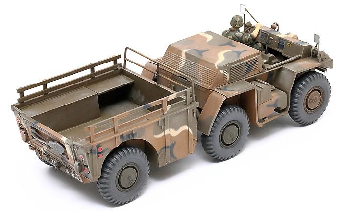アメリカ カーゴトラック 6×6 M561 ガマゴートプラモデル(タミヤ1/35 ミリタリーミニチュアシリーズNo.330)商品画像_3