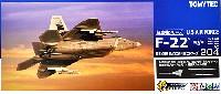 アメリカ空軍 F-22 ラプター 開発試験機 EMD008号機 (エドワーズ)