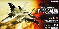 エースコンバット F-15C ガルム 1 (ウスティオ空軍 第6航空師団 第66飛行隊 ガルム隊 1番機)