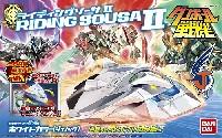 バンダイダンボール戦機ライディングソーサ 2 ホワイトカラー (ジェノック)