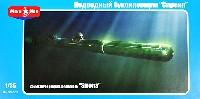 ロシア 特殊潜航艇 シレーナ