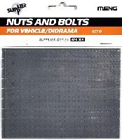 MENG-MODELサプライ シリーズナットとボルト SET C