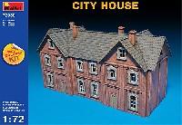都市の建物