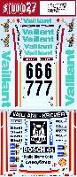 ポルシェ 934 ヴァイラント-クレマー #6/#7 1976