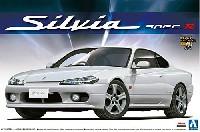 アオシマ1/24 ザ・ベストカーGTS15 シルビア Spec.R