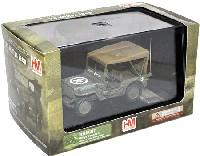 ホビーマスター1/48 グランドパワー シリーズウィリス MB ジープ 第101軍警察大隊