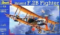 レベル1/48 飛行機モデルブリストル F.2B 戦闘機