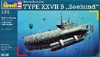 ドイツ潜水艦 Type27B ゼーフント