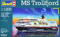 レベル1/1200 艦船キットMS トロールフィヨルド