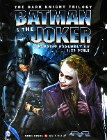 バットマン & ジョーカー フィギュアセット (ダークナイト トリロジー)