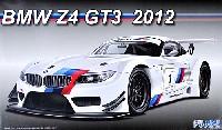 フジミ1/24 リアルスポーツカー シリーズ (SPOT)BMW Z4 GT3 2012 デラックス エッチングパーツ付き