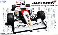フジミ1/20 GPシリーズ SP (スポット)マクラーレン ホンダ MP4/6 スペイングランプリ 1991年