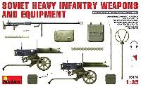 ソビエト重火器・装備品
