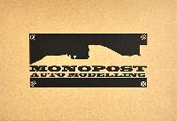 モノポスト1/20 オリジナルレジンキットメルセデス F1 W04 モナコGP 2013