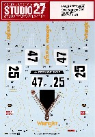 ポルシェ 934 ラングラー #25/#47 1978