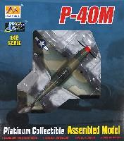 P-40M ウォーホーク 中国戦線 1945年
