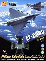 イージーモデル1/72 ウイングド エース (Winged Ace)EF-2000A イタリア空軍