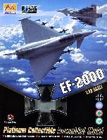 イージーモデル1/72 ウイングド エース (Winged Ace)ユーロファイター タイフーン イギリス空軍 ZH588