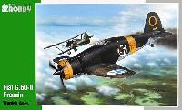 フィアット G.50-2 フレッチア フィンランドエース