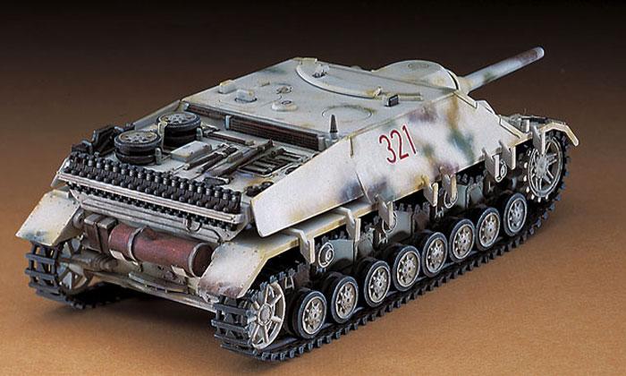 Sd.kfz.162 4号駆逐戦車 L/48 後期型プラモデル(ハセガワ1/72 ミニボックスシリーズNo.MT051)商品画像_3
