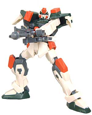 GAT-X103 バスターガンダムプラモデル(バンダイ1/144 HG 機動戦士ガンダムSEEDNo.004)商品画像_1