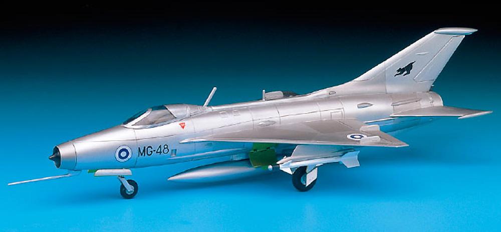 Mig-21 フィッシュベットプラモデル(アカデミー1/72 AircraftsNo.12442)商品画像_2