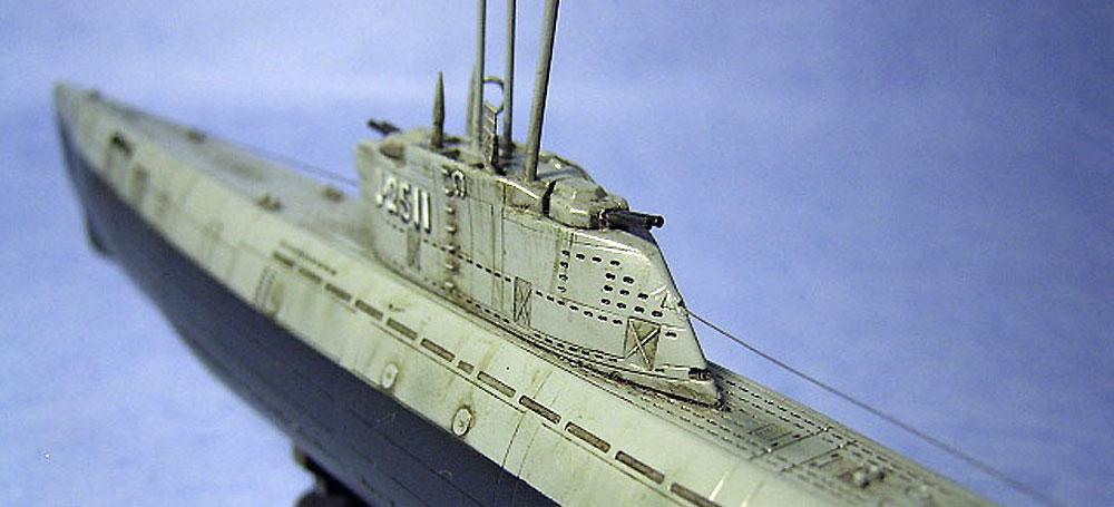 ドイツ海軍 潜水艦 Uボート タイプ 21プラモデル(AFV CLUB1/350 潜水艦No.SE73501)商品画像_3